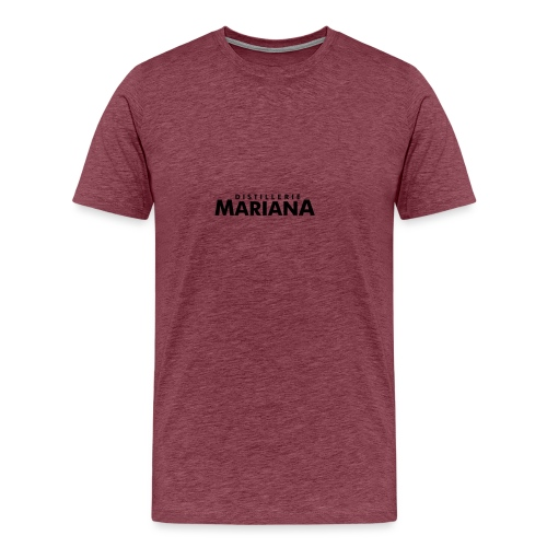 Distillerie Mariana_Casquette - Men's Premium T-Shirt