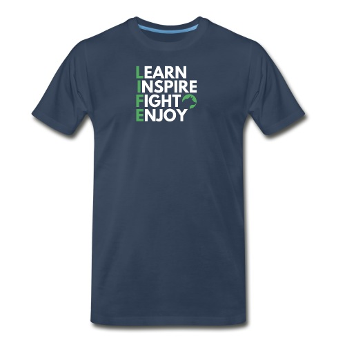 Project Wolfpack - Life - Men's Premium T-Shirt