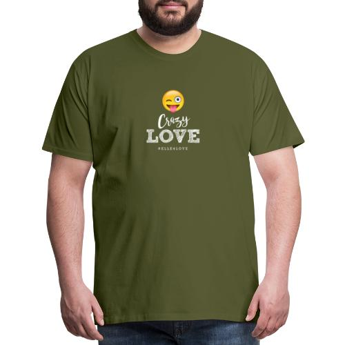 Crazy Love - Men's Premium T-Shirt