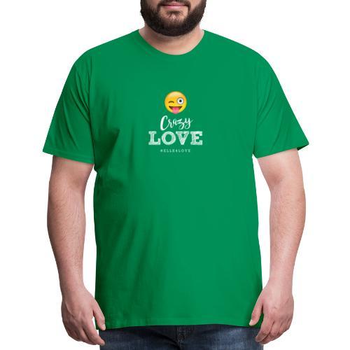 Crazy Love - Men's Premium T-Shirt