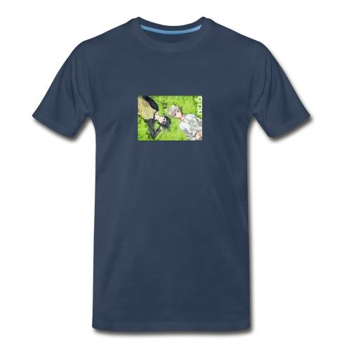 No.6 Anime - Men's Premium T-Shirt