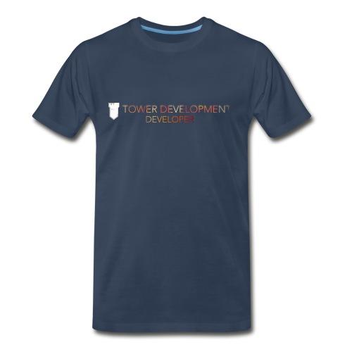 TOWER Developer - Men's Premium T-Shirt