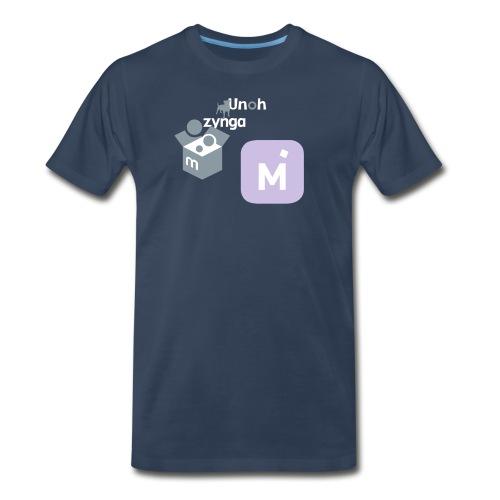OldCompany logo - Men's Premium T-Shirt