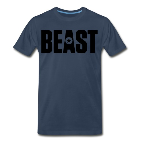 BEAST - Men's Premium T-Shirt