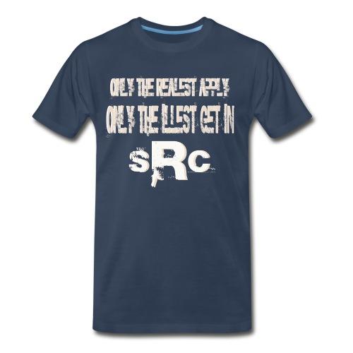 only copy - Men's Premium T-Shirt