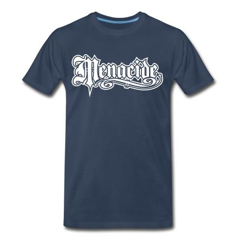 Menacide Tee Front - Men's Premium T-Shirt