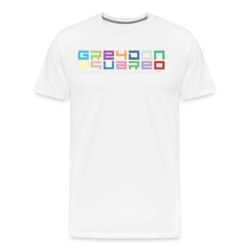 Greydon Square Colorful Tshirt Type 3 - Men's Premium T-Shirt