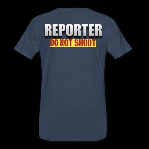 REPORTER. DO NOT SHOOT. - Men's Premium T-Shirt