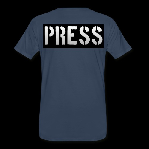 THIS is your PRESS PASS to the WORLD! - Men's Premium T-Shirt