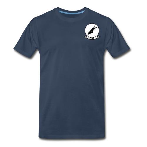 VA 35 CREST - Men's Premium T-Shirt