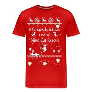 BCRMerryXmas-1 - Men's Premium T-Shirt