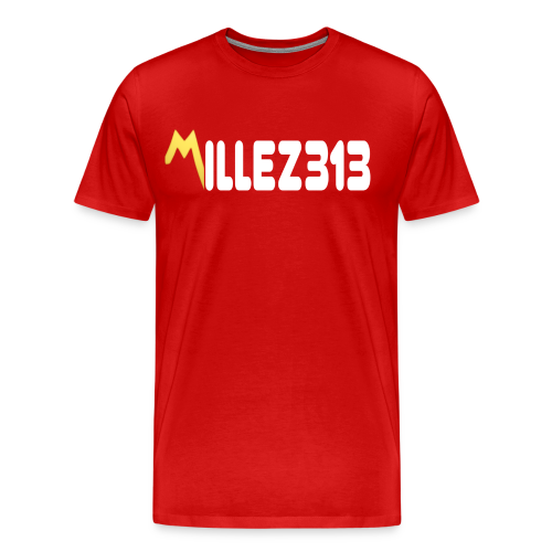 Millez313 With No Background - Men's Premium T-Shirt