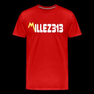 Millez313 With No Background - Men's Premium T-Shirt