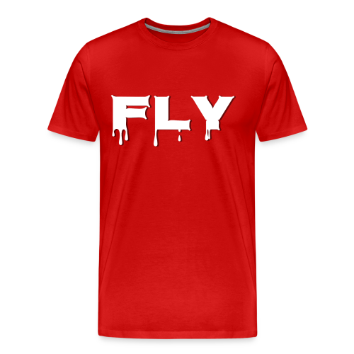 Fly T-shirt - Men's Premium T-Shirt