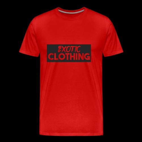 Exotic Logo - Men's Premium T-Shirt