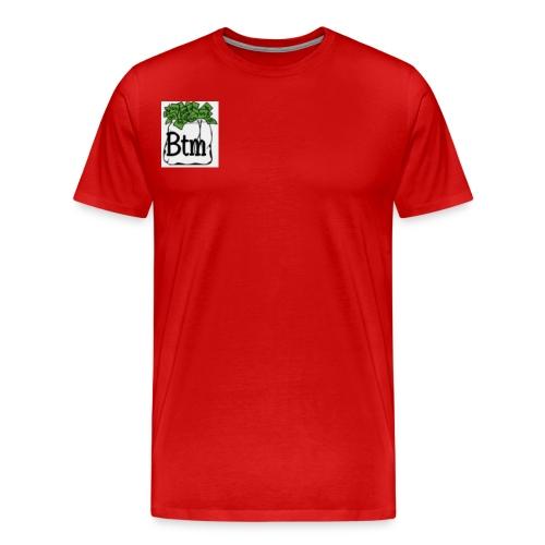 Btm shirts - Men's Premium T-Shirt