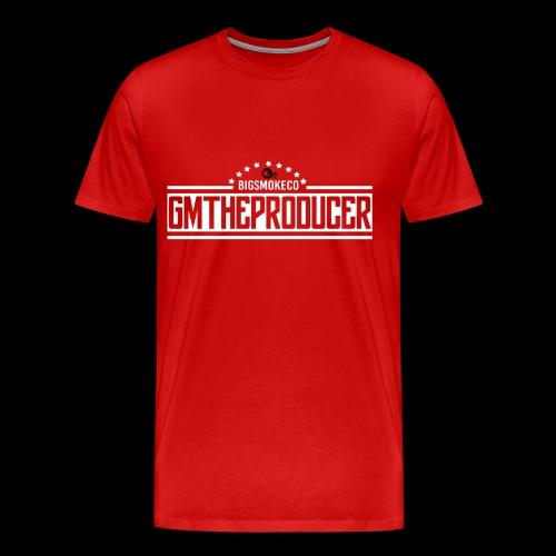 GMTP (White) - Men's Premium T-Shirt