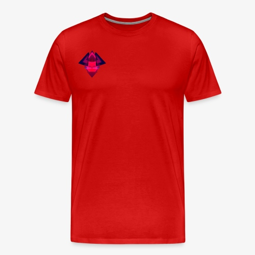 Manoley Tech logo - Men's Premium T-Shirt