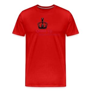 Queen Up, Inc - Men's Premium T-Shirt