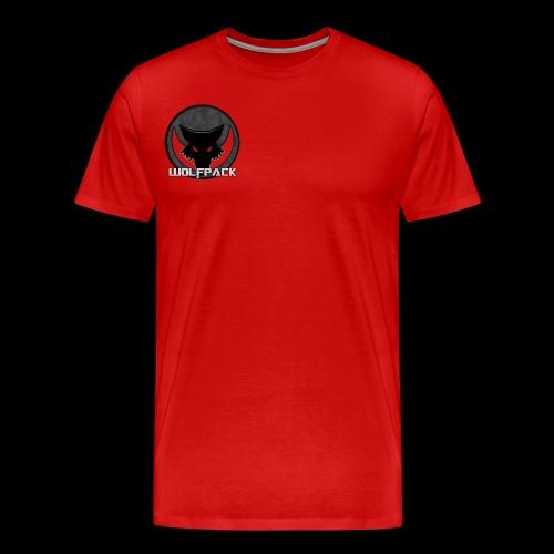 WolfPack Production - Men's Premium T-Shirt