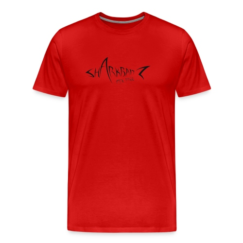 Shark baitz tax free logo - Men's Premium T-Shirt
