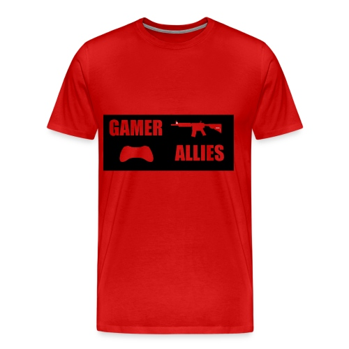 GAMER WEAR - Men's Premium T-Shirt