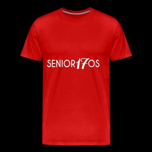 Senior17os - Men's Premium T-Shirt