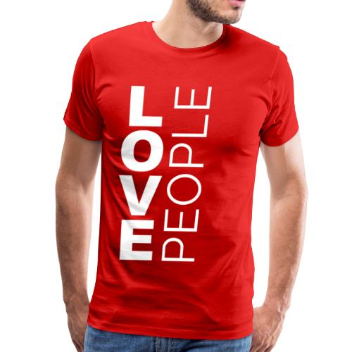 Love People (vision month) - Men's Premium T-Shirt