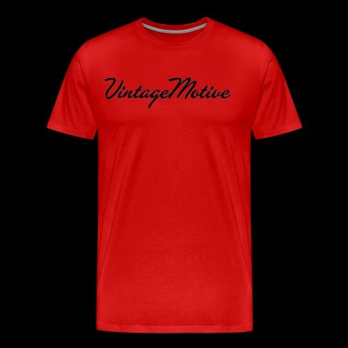 VintageMotive original - Men's Premium T-Shirt