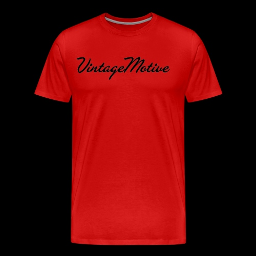 VintageMotive original - Men's Premium T-Shirt