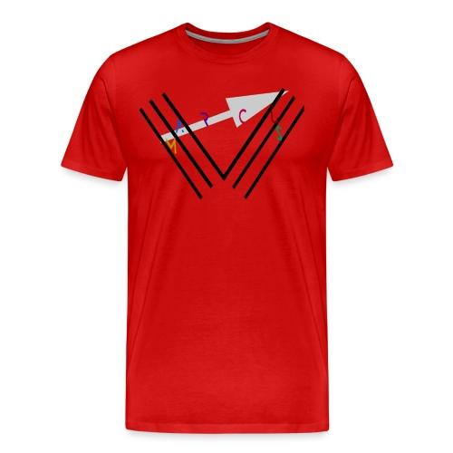 MARCUS UPWARDS - Men's Premium T-Shirt