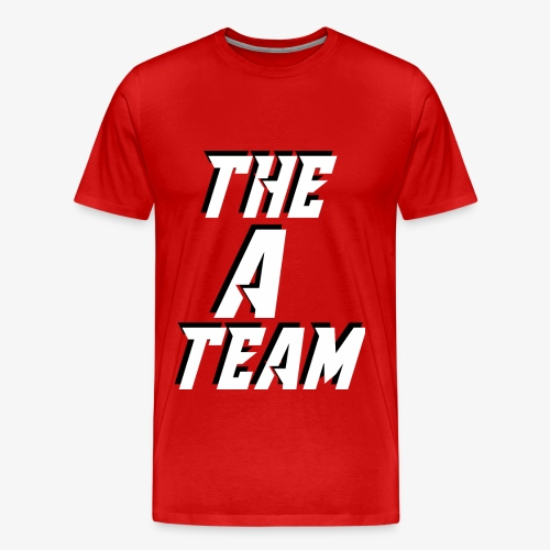 THE A TEAM - Men's Premium T-Shirt