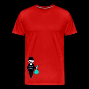 Counterfeiter - Men's Premium T-Shirt