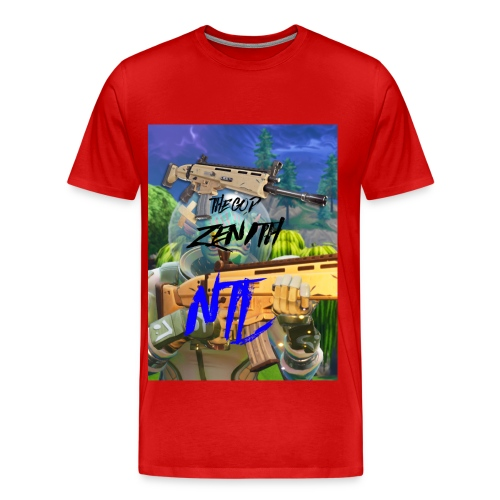 The God Zenith - Men's Premium T-Shirt