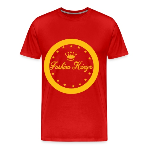 Fashion Kingz circle - Men's Premium T-Shirt