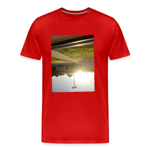 Brightly Sized - Men's Premium T-Shirt