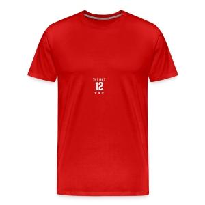 MKT sports logo - Men's Premium T-Shirt