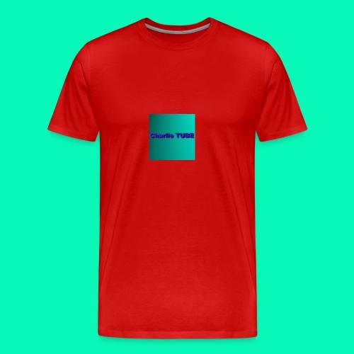 Charlie TUBE - Men's Premium T-Shirt