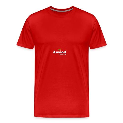 Awood lahow - Men's Premium T-Shirt