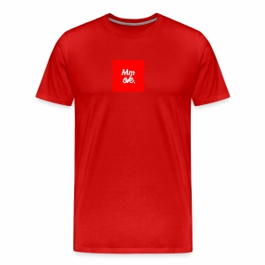 Mmok in Red - Men's Premium T-Shirt