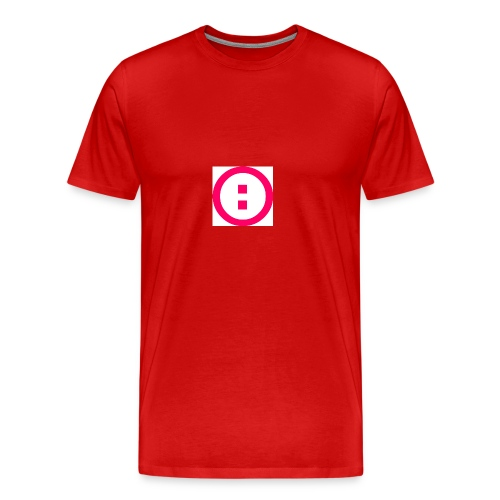 Simplon Icotype Rouge - Men's Premium T-Shirt