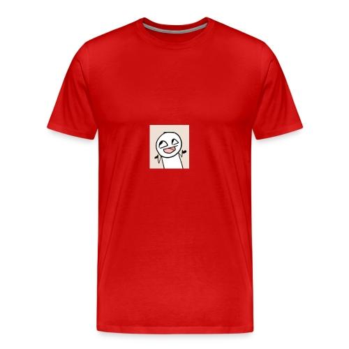My main channel picture - Men's Premium T-Shirt