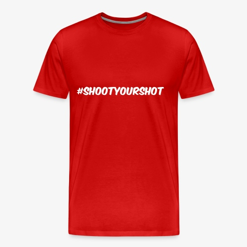 Shoot Your Shot - Men's Premium T-Shirt