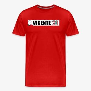 Vicente '20 - Men's Premium T-Shirt