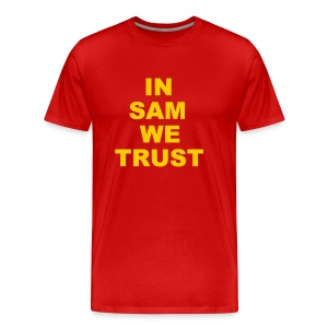 In SD We Trust - Men's Premium T-Shirt