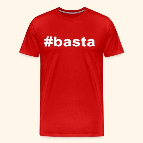 BASTA - Men's Premium T-Shirt