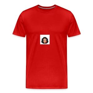 Xoxo_ Bitmoji - Men's Premium T-Shirt
