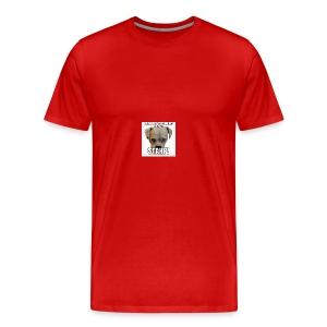 svar what are you doing svar stahp - Men's Premium T-Shirt
