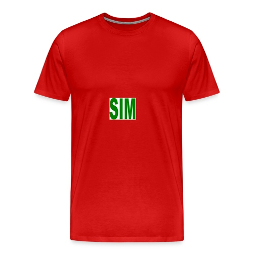 SIM - Men's Premium T-Shirt