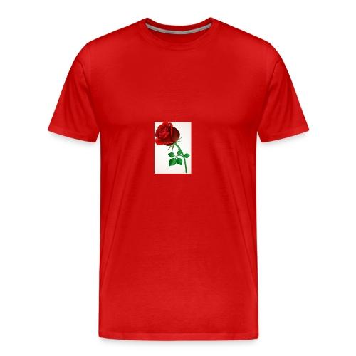 0A1FC5E8 E9DF 4747 9B30 BFFA2CEB33C9 - Men's Premium T-Shirt